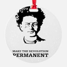 Leon Trotsky: Permanent Revolution Ornament