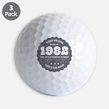 Kewanee High School - 30th Class Reunio Golf Ball