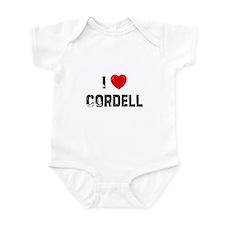 I * Cordell Infant Bodysuit