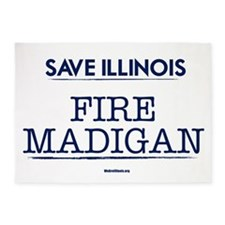 Fire Madigan 5'x7'Area Rug