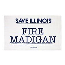 Fire Madigan 3'x5' Area Rug
