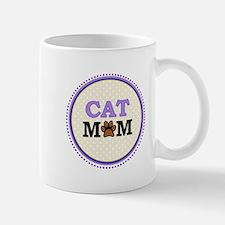 Cat Mom Mugs