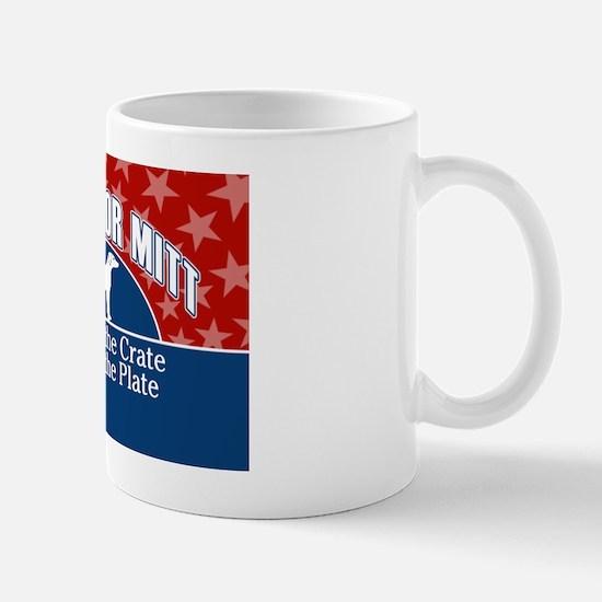 Mutts for Mitt stars Mug
