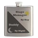 Stage manager Flask Bottles