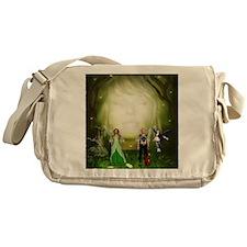 Fairy Meeting Messenger Bag