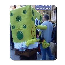 42nd St. Spongebob Mousepad