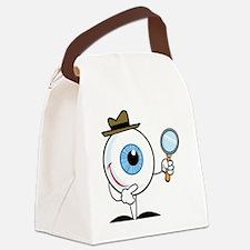 Eye_0280 Canvas Lunch Bag