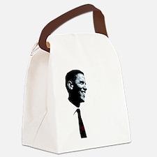Vote for Barack Obama - Four more Canvas Lunch Bag
