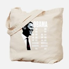 Vote for Barack Obama - Four more for 44  Tote Bag