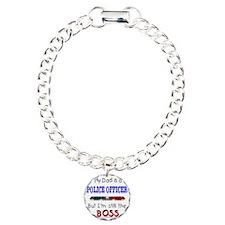 DadIsAPoliceOfficer Bracelet