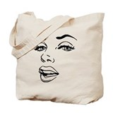 Marilyn Canvas Totes