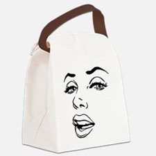 Marilyn Canvas Lunch Bag