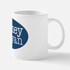 Romney Ryan Modern love Mug