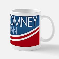Romney Ryan Modern Design Mug