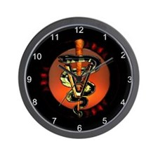 Pet Doc Wall Clock