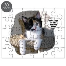 Innocent Calico Puzzle
