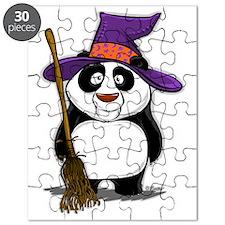 Panda Witch Puzzle