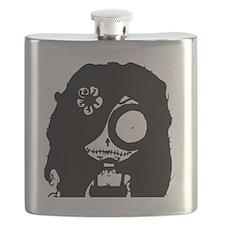 Psycho girl Flask