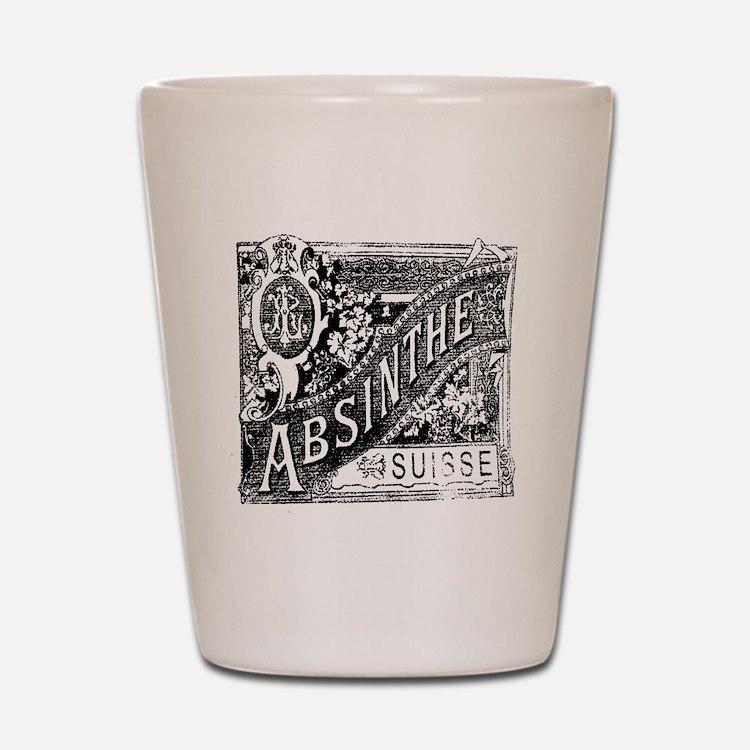 Absinthe Shot Glass