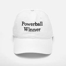 Powerball winner lotto jackpot Baseball Baseball Cap
