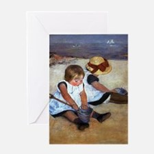 Mary Cassatt Greeting Card