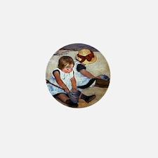Mary Cassatt Mini Button