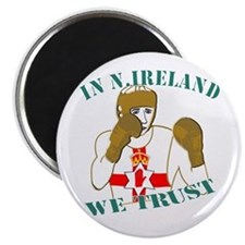In N.Ireland boxing we trust Magnet