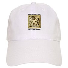 Time is a great Storyteller Baseball Cap