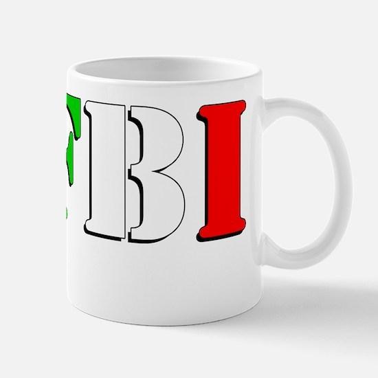 FBI - Full Blooded Italian Mug