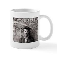 Wittgenstein Mug