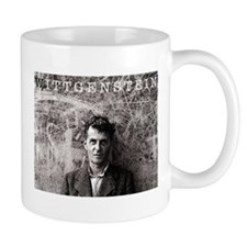 Wittgenstein Small Mug