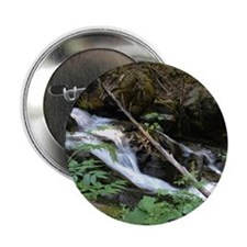 "Lower Brandy Creek Falls - Whiskeytow 2.25"" Button"