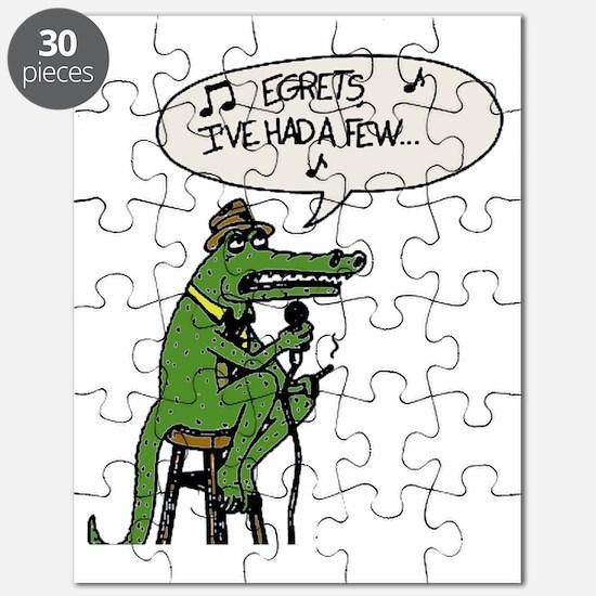 Egrets - I've Had a Few Puzzle
