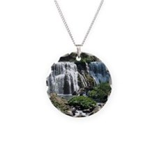 Middle McCloud Falls - Fowle Necklace