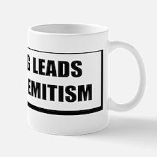 smoking anti semitism Mug