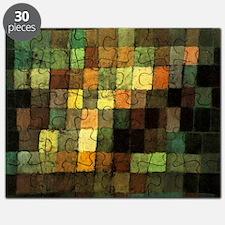 Paul Klee Ancient Sounds Puzzle