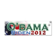 Obama Car Magnet 10 x 3