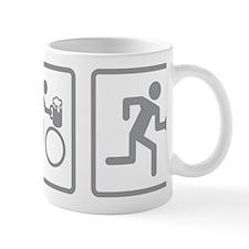 TriathleteBeerAthlon2C Mug