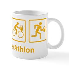 TriathleteBeerAthlon1D Mug