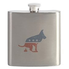 Mitts the Shit Flask
