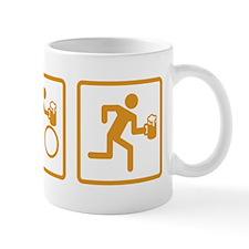 TriathleteBeerAthlon2D Mug