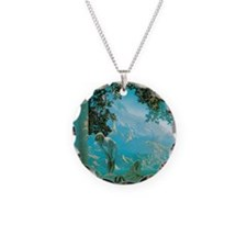 Maxfield Parrish Daybreak Necklace