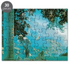 Maxfield Parrish Daybreak Puzzle