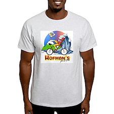 Hofman Logo white background T-Shirt