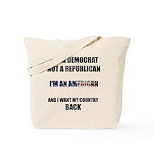 Im an American Tote Bag