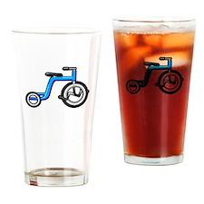 futureTria1B Drinking Glass