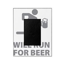 runForBeerr1C Picture Frame