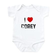 I * Corey Infant Bodysuit