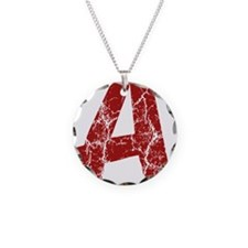 Pretty Little Liars Red A Necklace