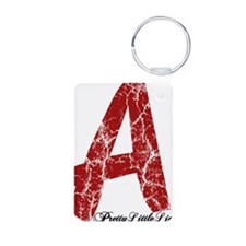 Pretty Little Liars Red A Keychains